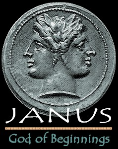 Janus, god of beginnings